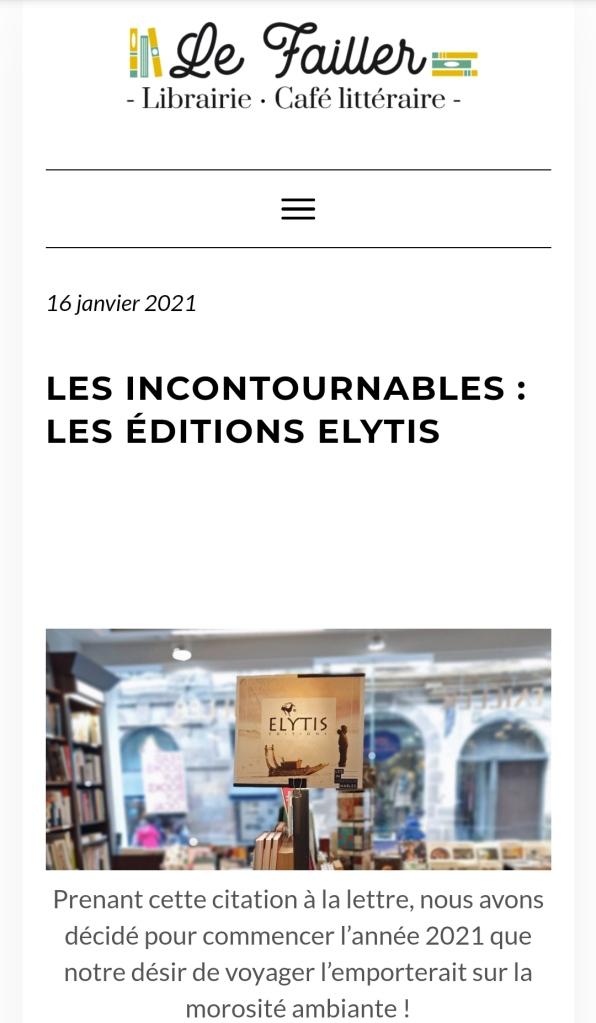 Digitalisation librairie Faillier.