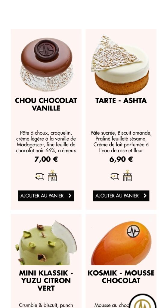 Digitaliser. Boutique en ligne, Click and Collect, Christophe Michalak https://www.christophemichalak.com/